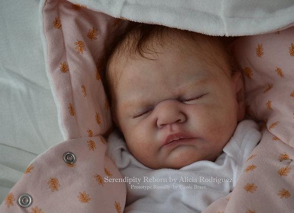 Bebê reborn Romilly