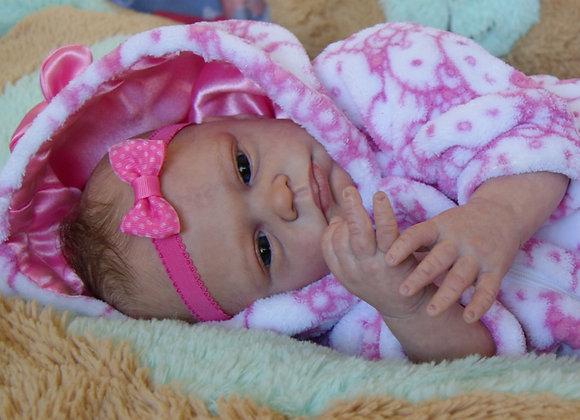 Bebê reborn Mikki