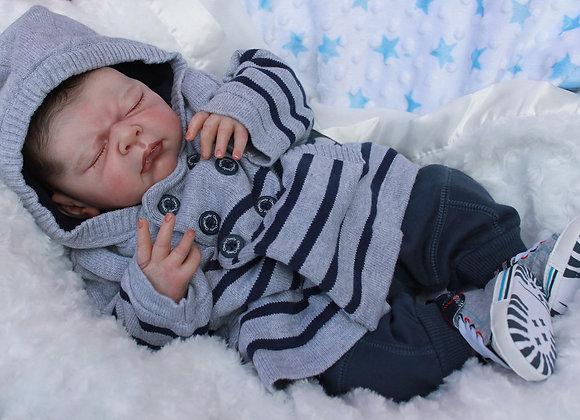 Bebê reborn Eden