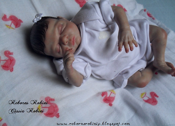 Reborn baby Rosebud