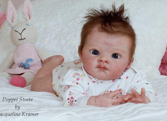 Bebê reborn Poppet