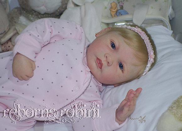 Reborn baby Oliver