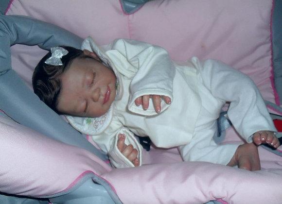 Reborn baby Crystal