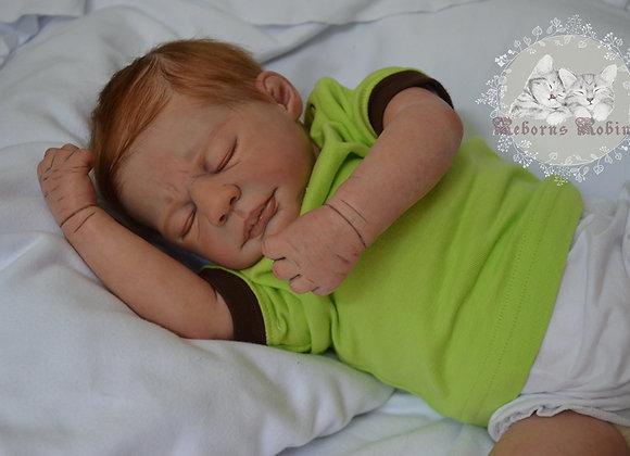 Reborn baby Jarome