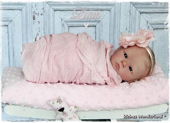 Bebê reborn Lilith