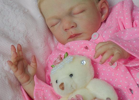 Reborn baby Mila