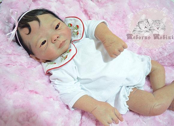 Reborn baby Kameko