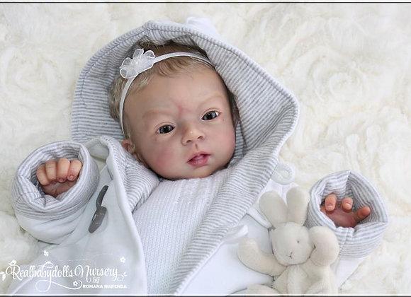 Bebê reborn kit adelya