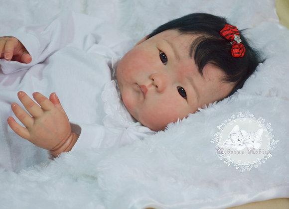 Reborn baby Anming