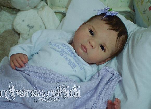 Reborn baby Ylvie