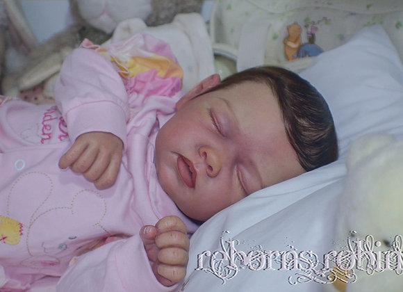 Reborn baby Poppy