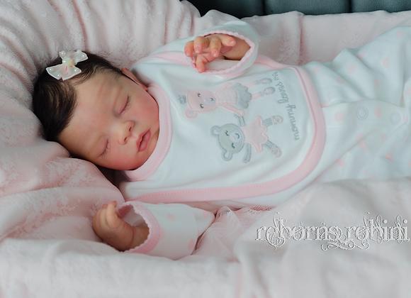 Reborn baby Megan