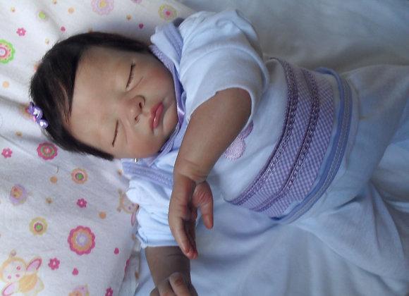 Reborn baby Molly