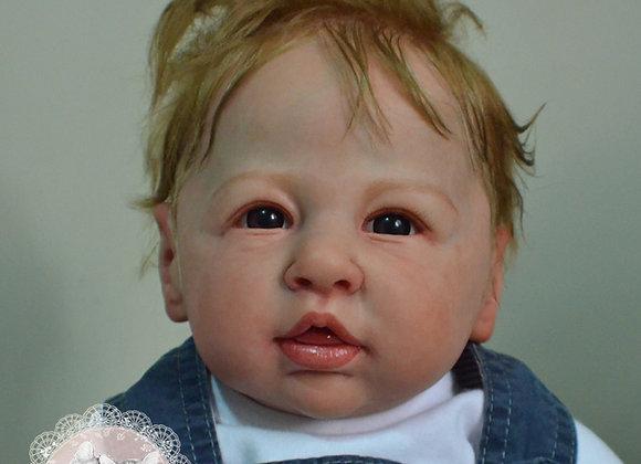 Reborn baby Julchen