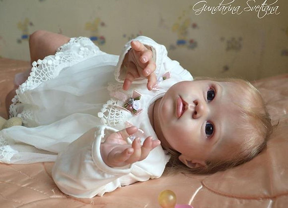 Bebê reborn kit sharlamae