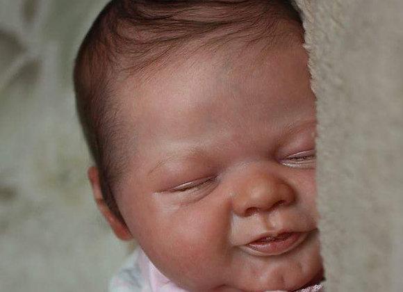 Bebê reborn kit Angeli
