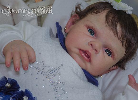 Reborn baby Bronwyn