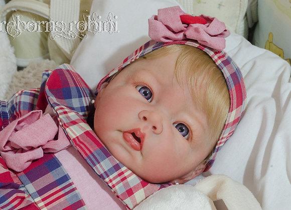 Reborn baby Lucca
