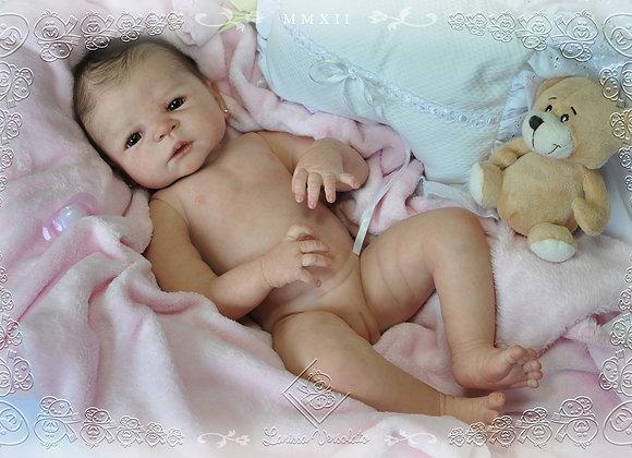 Bebê reborn victoria