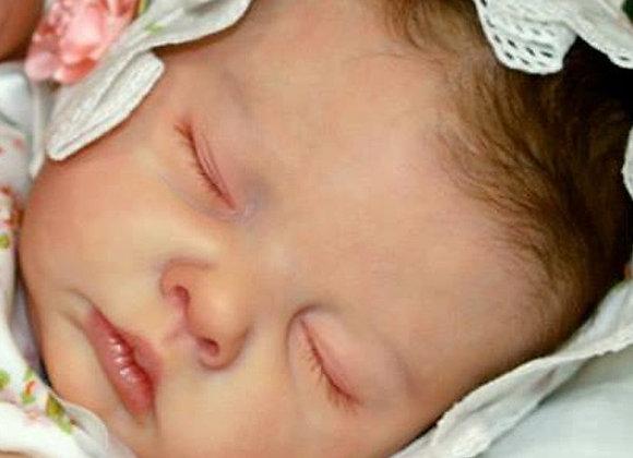 Bebê reborn kit Mouse dormindo