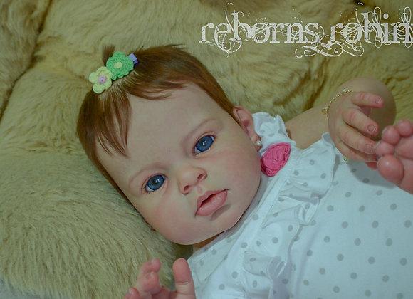 Reborn baby Ariana