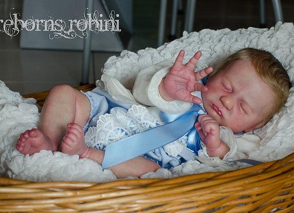 Reborn baby Wandon