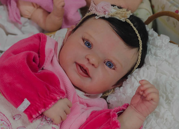 Reborn baby Sabina