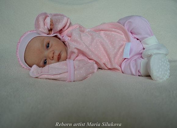 Bebê reborn Lindea