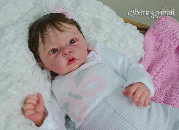 Bebê reborn mini lucca