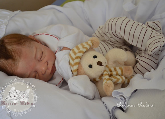 Reborn baby Samuel
