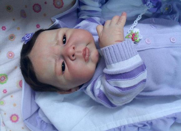 Reborn baby Noelle