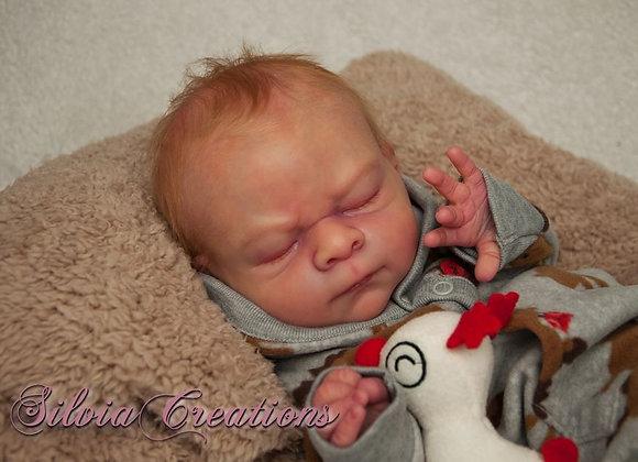 Bebê reborn Zhenya