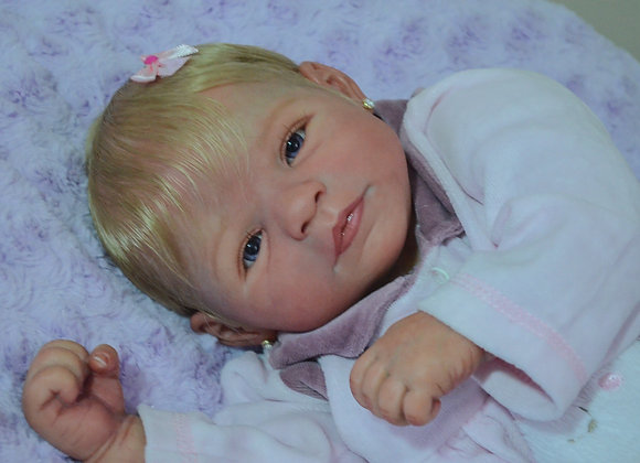 Reborn baby Leah jolin