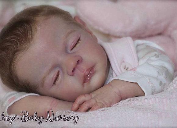 Bebê reborn Wolke
