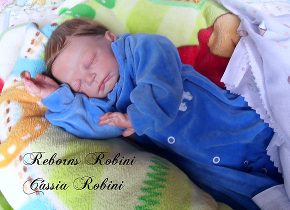 Reborn baby Adrian