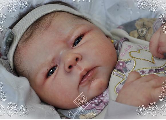 Bebê reborn kit Noele