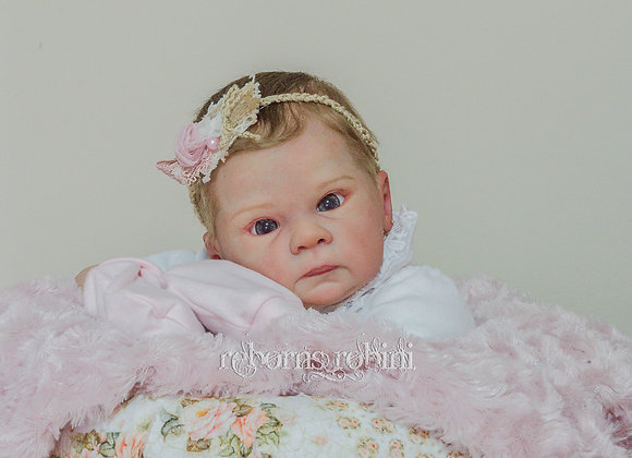 Reborn baby Welcome back Taylor