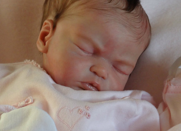 Bebê reborn Hattie