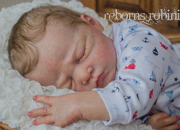 Reborn baby Caspar