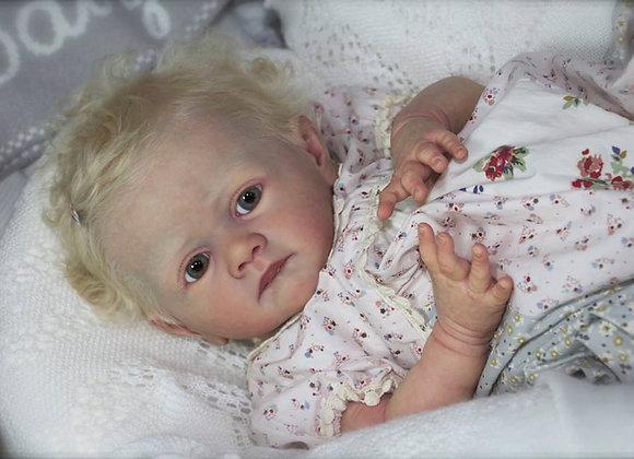 Bebê reborn kit Frida