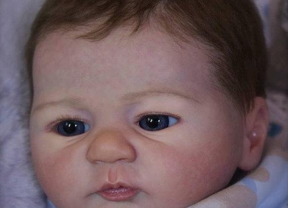 Bebê reborn molde Matjev
