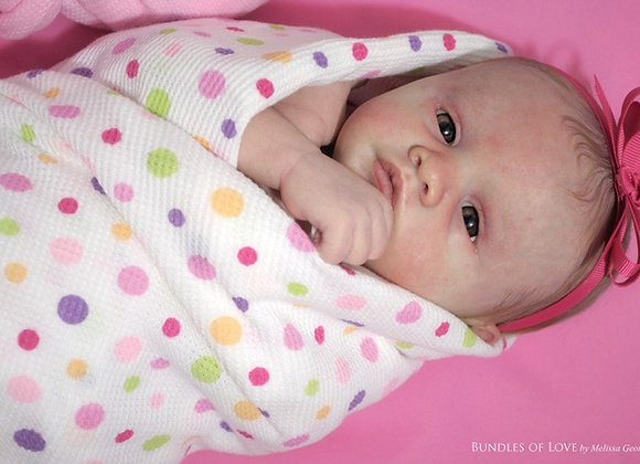 Bebê reborn violet
