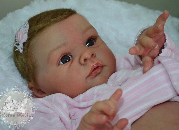 Bebê reborn jill