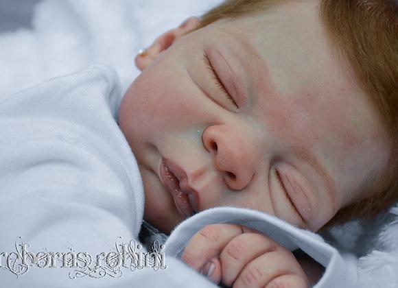 Bebê reborn Aurélia