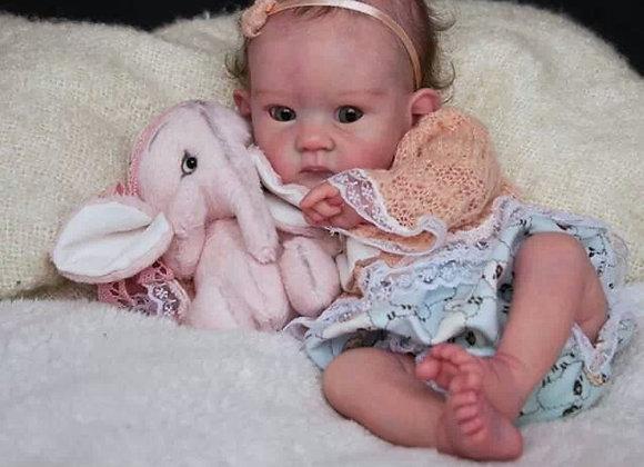 Bebê reborn molde pixie
