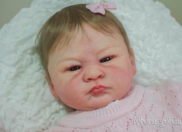 Reborn baby Bjarni