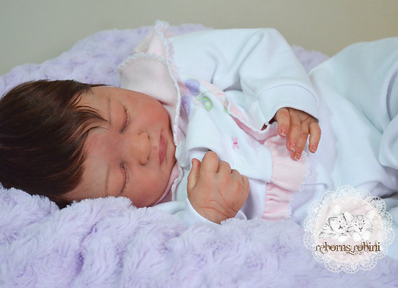 Reborn baby Lilia
