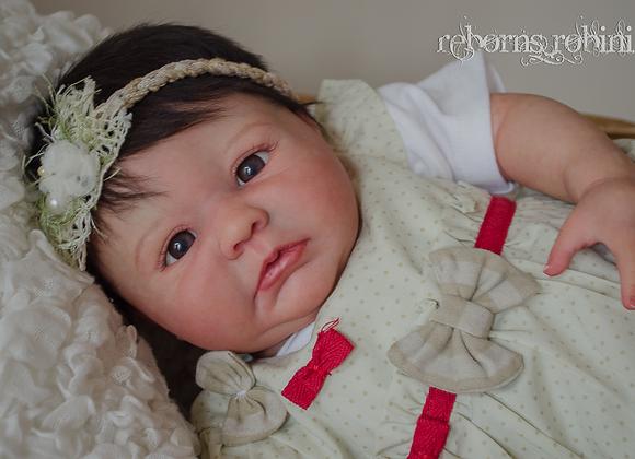 Reborn baby Aubrey