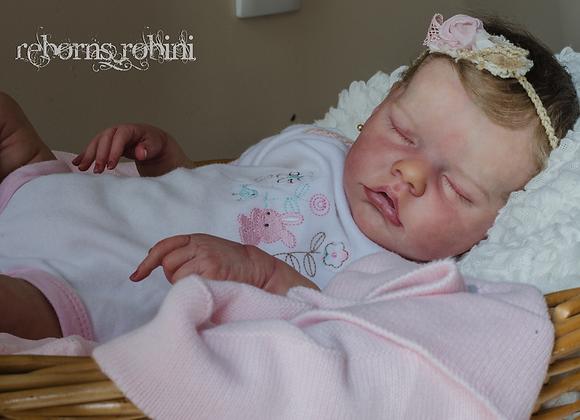 Bebê reborn kit Twin b