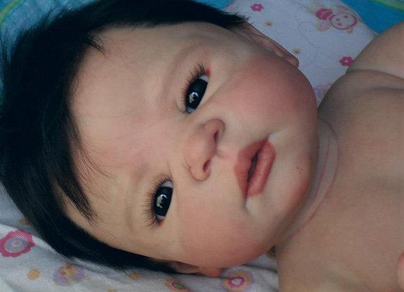 Reborn baby Victor